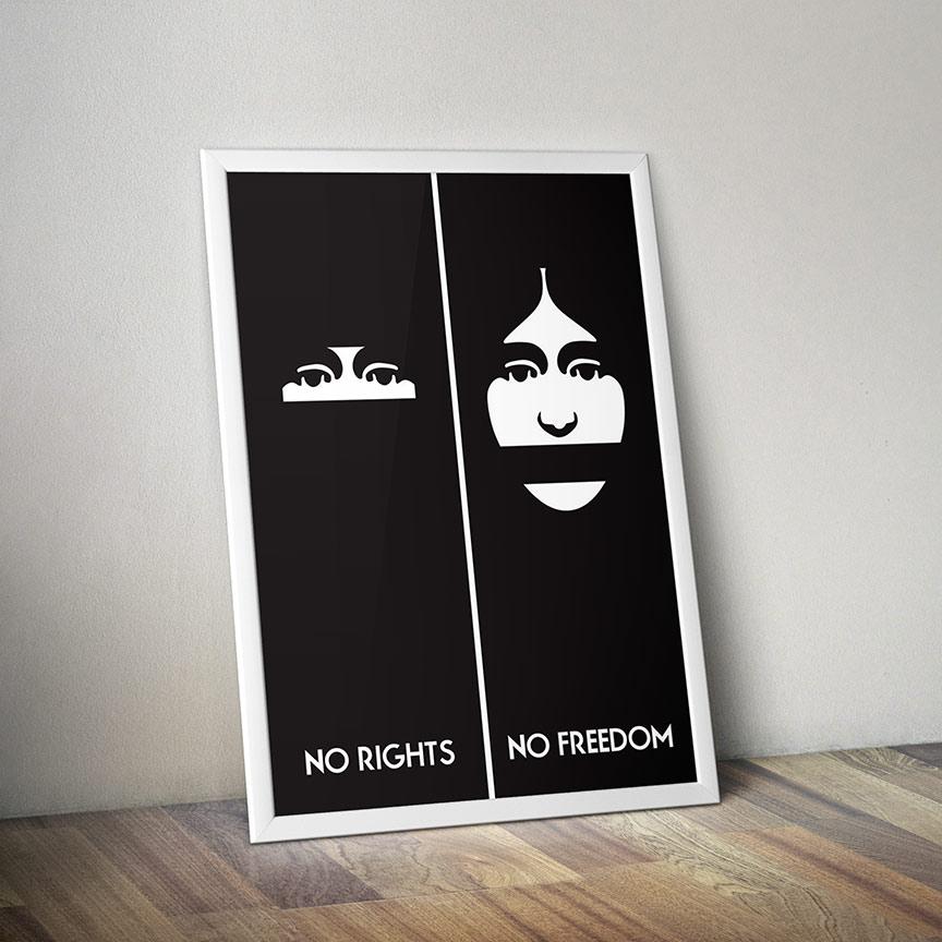 No Freedom, No Rights